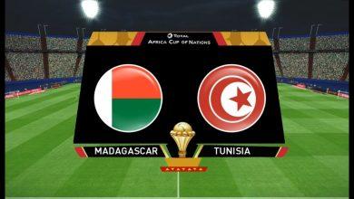 تونس ومدغشقر