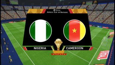 نيجيريا والكاميرون
