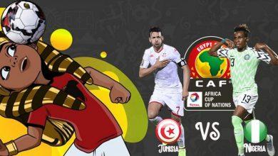 Photo of موعد مباراة تونس ونيجيريا والقنوات الناقلة