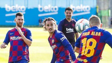 Photo of آخر أخبار برشلونة اليوم الخميس