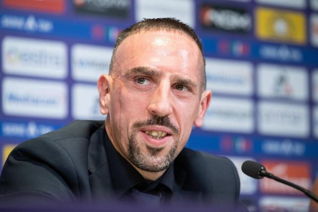 مترجم.. ريبيري: أنا هنا من أجل مساعدة فيورنتينا وليس منافسة كريستيانو رونالدو - بالجول