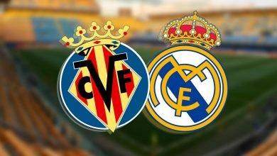 فياريال × ريال مدريد