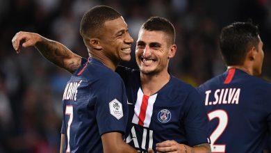 موعد مباراة باريس سان جيرمان وأنجيه في الدوري الفرنسي والقنوات الناقلة