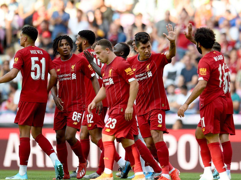 Liverpool – Norwich: Thử xịt, đốt kêu