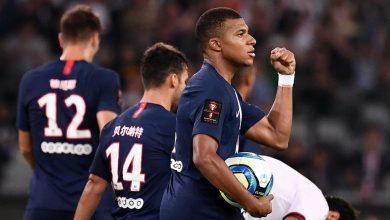 تشكيل باريس سان جيرمان المتوقع لمواجهة نيم في الدوري الفرنسي