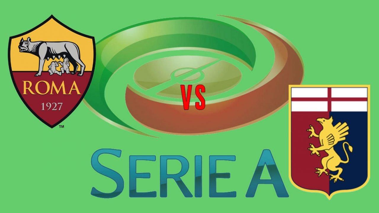مشاهدة مباراة روما وجنوى بث مباشر بتاريخ 25-08-2019 الدوري الايطالي