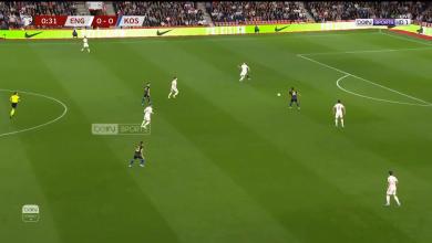 Photo of هدف سريع لمنتخب كوسوفو أمام إنجلترا بعد 35 ثانية