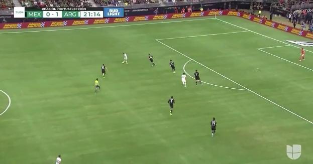 Photo of أهداف مباراة الأرجنتين والمكسيك (4-0) .. مباراة ودية