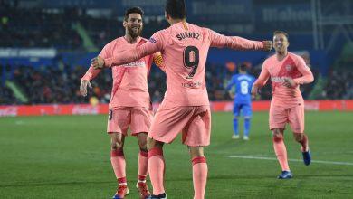 Photo of تشكيل برشلونة المتوقع أمام خيتافي في الدوري الإسباني