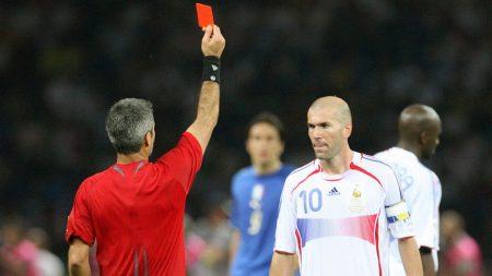 زين الدين زيدان - كأس العالم 2006