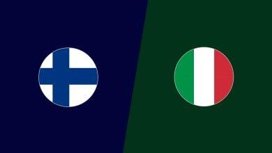 فنلندا × إيطاليا
