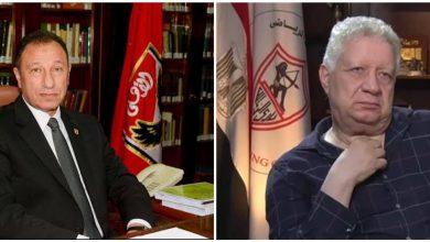 Photo of مرتضى منصور: تركي آل الشيخ لم يكن يقصدني في دفاعه عن الخطيب