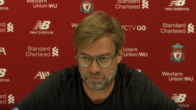 Photo of مترجم – يورجن كلوب: كل شيء سار ضد ليفربول أمام مانشستر يونايتد