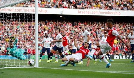 التعادل يحسم ديربي أرسنال وتوتنهام في الدوري الإنجليزي