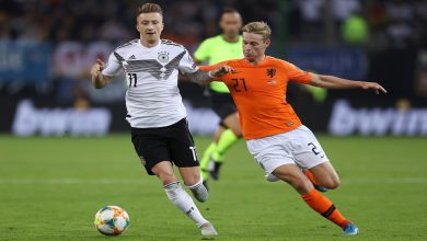 تصفيات يورو 2020| هولندا تقهر ألمانيا في عقر دارها برباعية