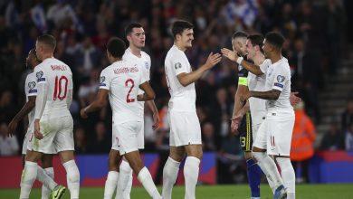 Photo of الأفضل والأسوأ في إنجلترا ضد كوسوفو