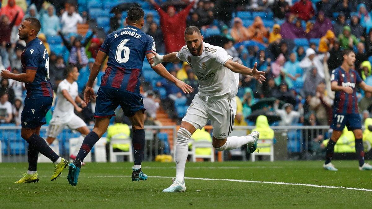 أفضل وأسوأ لاعب في ريال مدريد أمام ليفانتي