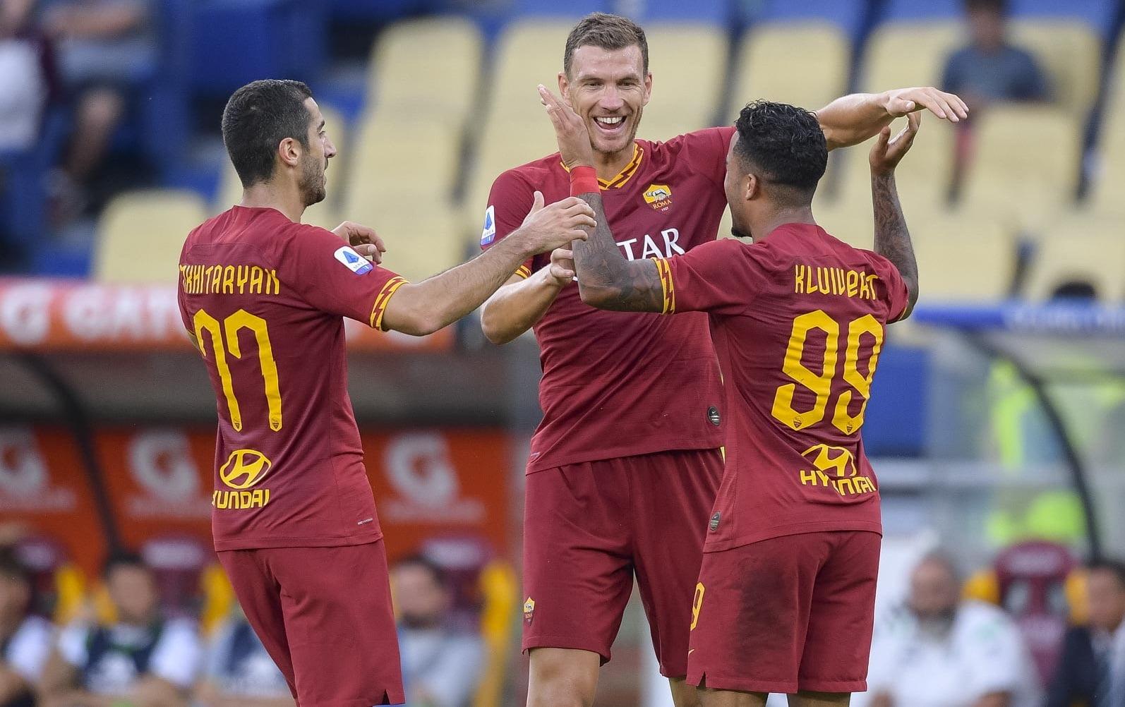 موعد مباراة روما وولفسبيرجر في الدوري الأوروبي والقنوات الناقلة