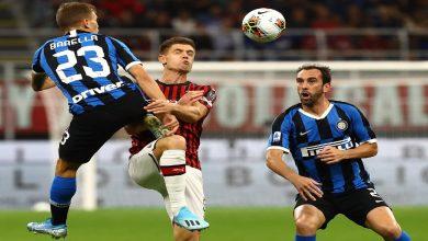 إنتر ميلان يحسم ديربي الغضب وينفرد بصدارة الدوري الإيطالي