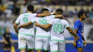 صورة بثنائية الفتح.. أهلي جدة يستعيد توازنه في الدوري السعودي