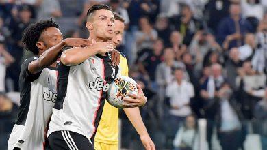 التشكيل الرسمي| رونالدو وديبالا يقودان يوفنتوس أمام سبال في الدوري الإيطالي