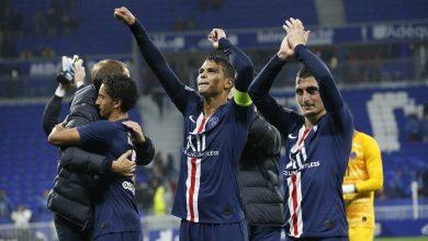 تشكيل باريس سان جيرمان المتوقع لمواجهة موناكو في الدوري الفرنسي