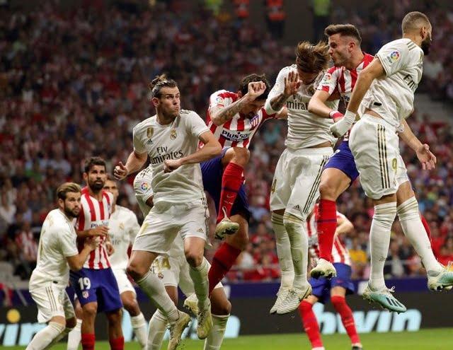 ترتيب الدوري الإسباني بعد فوز برشلونة وتعادل ريال مدريد في الديربي