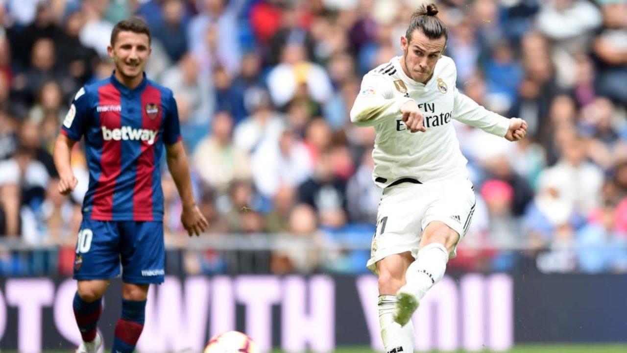 ريال مدريد و ليفانتي