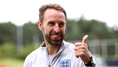 جاريث ساوثجيت مدرب إنجلترا