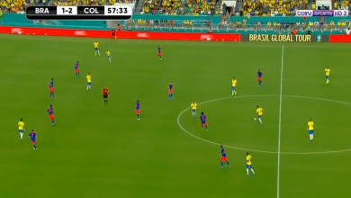 Photo of هدف نيمار في مرمى كولومبيا .. مباراة ودية