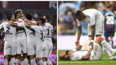 ريال مدريد و باريس