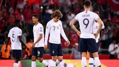 موعد مباراة فرنسا ومولدوفا في تصفيات يورو 2020 والقنوات الناقلة