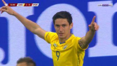 Photo of ملخص مباراة أوكرانيا والبرتغال (2-1) .. تصفيات امم اوروبا