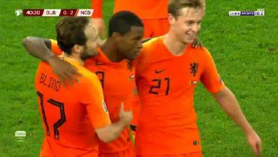 Photo of أهداف مباراة هولندا وبيلاروسيا (2-1) .. تصفيات امم اوروبا