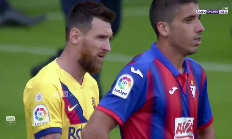 صورة أهداف مباراة برشلونة وإيبار (3-0) .. الدوري الإسباني