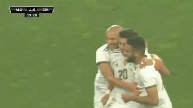 Photo of هدف رياض محرز في مرمى كولومبيا .. مباراة ودية