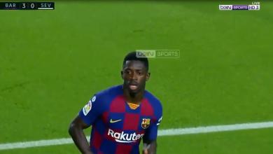 صورة ملخص مباراة برشلونة وإشبيلية (4-0) .. الدوري الإسباني
