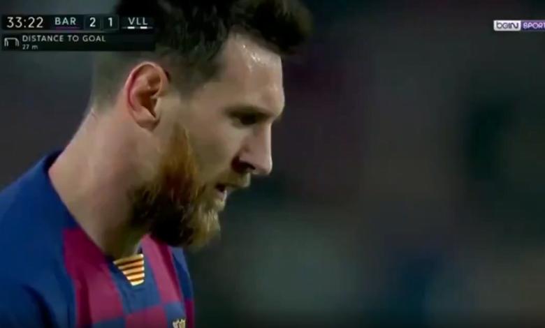 Photo of هدف ميسي الخيالي في مرمى بلد الوليد (3-1) .. الدوري الإسباني