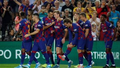 Photo of آخر أخبار برشلونة اليوم الأربعاء