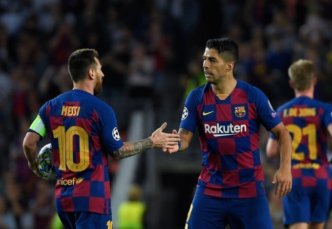 صورة ملخص مباراة برشلونة 2-1 انتر ميلان في الدوري الأبطال