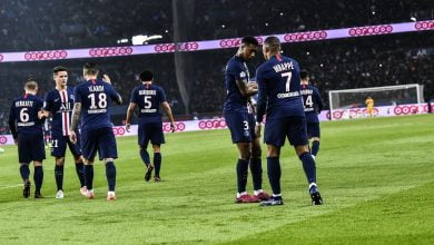 الدوري الفرنسي| باريس سان جيرمان يسقط أمام ديجون