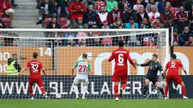 الدوري الألماني| أوجسبورج يخطف تعادلا قاتلا أمام بايرن ميونيخ