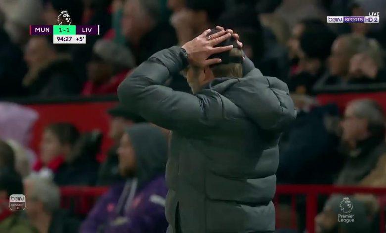 Photo of أهداف مباراة ليفربول ومانشستر يونايتد (1-1) .. الدوري الإنجليزي
