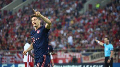 دوري أبطال أوروبا| بايرن ميونيخ يعود من اليونان بفوز ثمين على أولمبياكوس