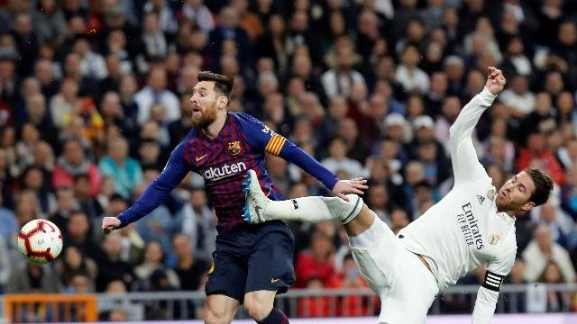 Photo of برشلونة وريال مدريد يتفاقاً على موعد الكلاسيكو