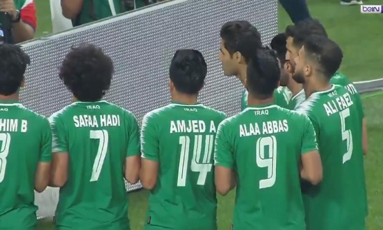 Photo of هدف العراق الاول في مرمى الامارات .. كاس الخليج