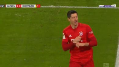 صورة اهداف مباراة بايرن ميونخ وبروسيا دورتموند (4-0) تعليق رؤوف خليف