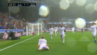 Photo of هدف ريال مدريد الثاني في مرمى الافيس (2-1) الدوري الاسباني
