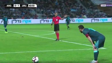 Photo of هدف تعادل الارجنتين امام الاوروغواي (1-1) مباراة ودية