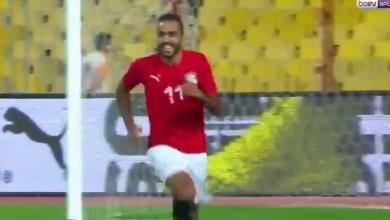 Photo of هدف مصر الأول في مرمى كينيا .. كهربا